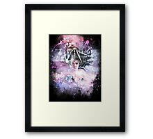 Nightmare on Elm Street - Pencils and Watercolour Framed Print