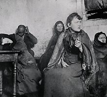 Hell on Earth,  Jacob Riis by Adam Asar