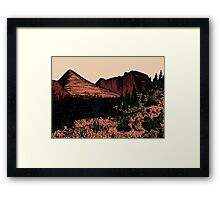 Colorado River Framed Print