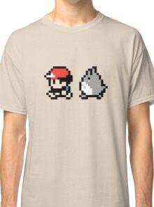 Totoro Pokemon Sprite! Classic T-Shirt