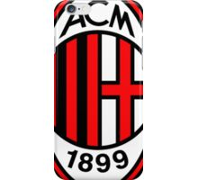 AC.MILAN iPhone Case/Skin
