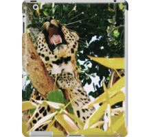 Cheetah Sighting, South Africa  iPad Case/Skin