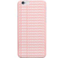 Dan and Phil Hotline Bling phone case iPhone Case/Skin