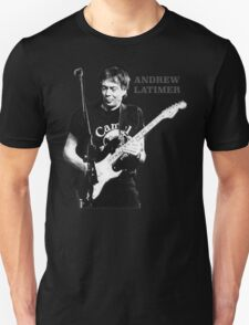 Andrew Latimer - The Camel Band T-Shirt T-Shirt