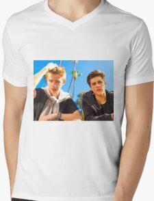 Jack and Jack Mens V-Neck T-Shirt
