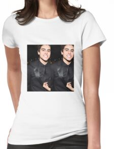Jack Gilinsky Womens Fitted T-Shirt