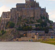 Le Mont Saint-Michel Sticker