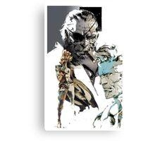 Metal Gear family reunion Canvas Print