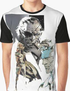 Metal Gear family reunion Graphic T-Shirt