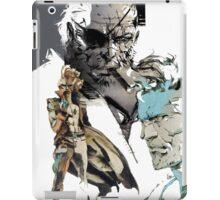 Metal Gear family reunion iPad Case/Skin