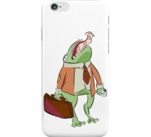 Frog Dad iPhone Case/Skin