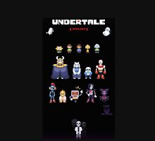 CHEAP UNDERTALE all characters T-Shirt