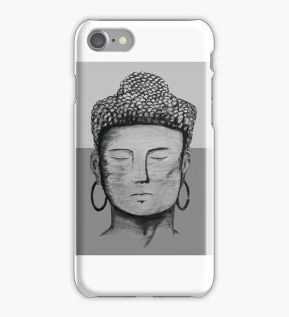 Awakened one - Buddha iPhone Case/Skin