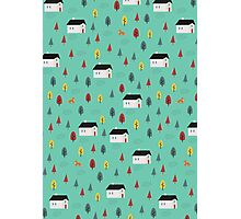 Countryside Pattern Photographic Print