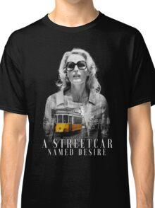 Gillian Anderson - A Streetcar Named Desire Classic T-Shirt