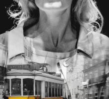 Gillian Anderson - A Streetcar Named Desire Sticker