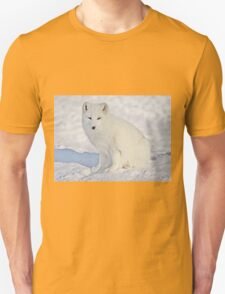 Arctic Fox (Click and see large!) T-Shirt