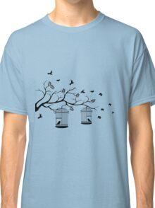 Bird Cage #12  Classic T-Shirt