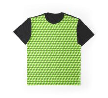 Cubed (GREEN) Graphic T-Shirt