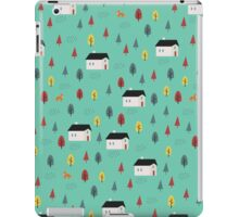 Countryside Pattern iPad Case/Skin