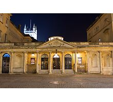 Pump Rooms @ Night Photographic Print