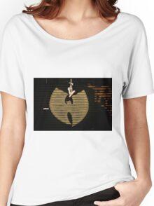 Wu -Tang vs. Ballet  Women's Relaxed Fit T-Shirt