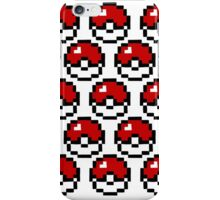 Pokeballs iPhone Case/Skin