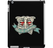 Trust Me! iPad Case/Skin
