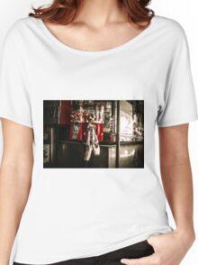 Bubble Gum Ballerina  Women's Relaxed Fit T-Shirt