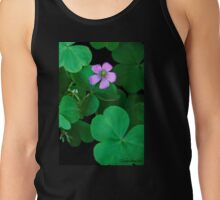 One Single Flower Tank Top