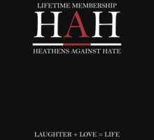 Heathens Against Hate by Samuel Sheats