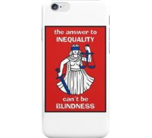 Blindness iPhone Case/Skin
