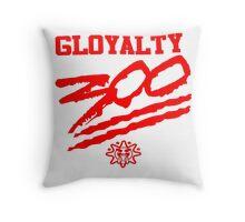 Chief Keef / GLOGANG/ 300 / 3HUNNA Throw Pillow