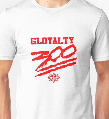 Chief Keef / GLOGANG/ 300 / 3HUNNA Unisex T-Shirt
