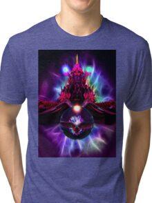 Dragon Orb Tri-blend T-Shirt