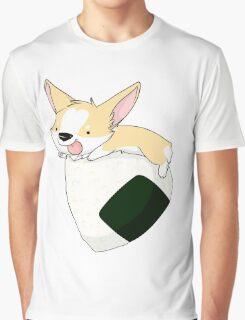 Sushi Rice Ball Graphic T-Shirt