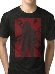 Star Wars Jango Fett Unchage - Django Unchained Tri-blend T-Shirt