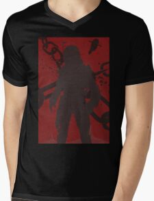 Star Wars Jango Fett Unchage - Django Unchained Mens V-Neck T-Shirt
