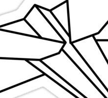 Star Wars - Paper X-Wing  Sticker