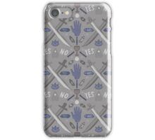 Cold Occult iPhone Case/Skin
