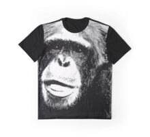 Common chimpanzee-3 Graphic T-Shirt