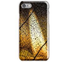 Flame's Reflection iPhone Case/Skin