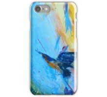 Kingfisher Colours iPhone Case/Skin