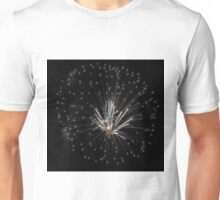 Exploding Candles Unisex T-Shirt