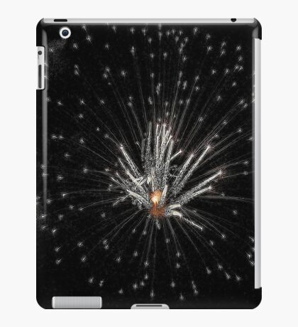 Exploding Candles iPad Case/Skin