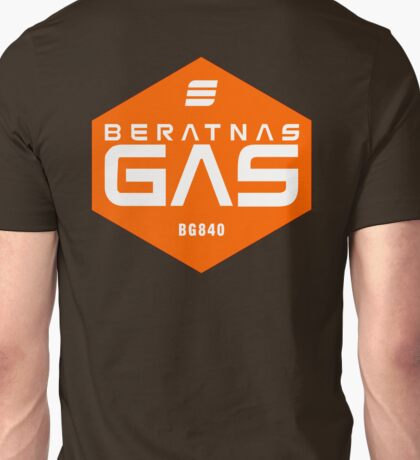 Beratnas GAS company - The Expanse Unisex T-Shirt