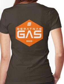 Beratnas GAS company - The Expanse Womens Fitted T-Shirt