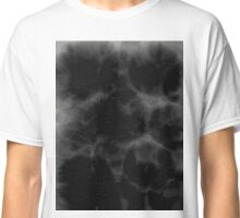 Black Ink Abstract Classic T-Shirt