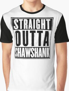 The Shawshank Redemption Graphic T-Shirt