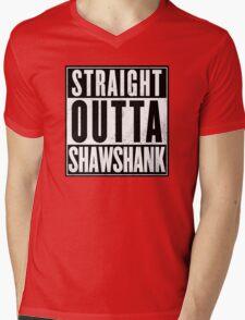 The Shawshank Redemption Mens V-Neck T-Shirt